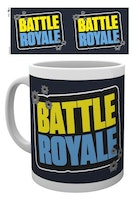 Fortnite Mugg - Battle royale