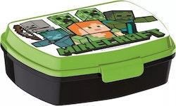 Minecraft Matlåda / Lunchbox