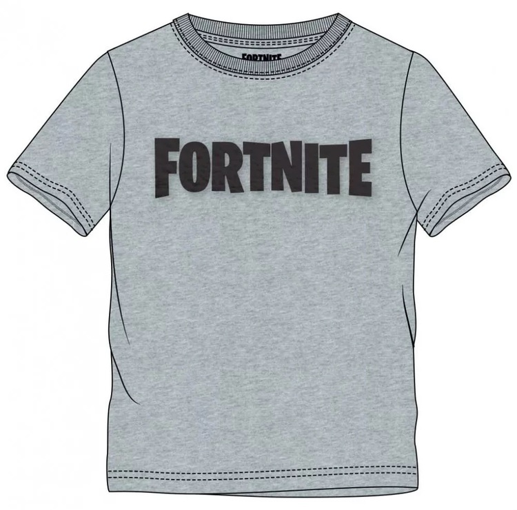 Fortnite T-shirt - Grey