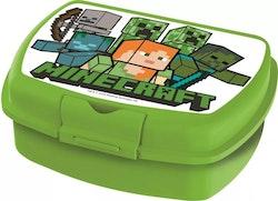Lyxig  - Kraftfull Minecraft Matlåda / Lunchbox