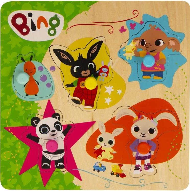 Bing Knoppussel - Bing & vänner