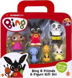 Bing - 6 delat figurset