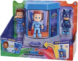 Pyjamashjältarna / PJ Mask Catboy Transformer set