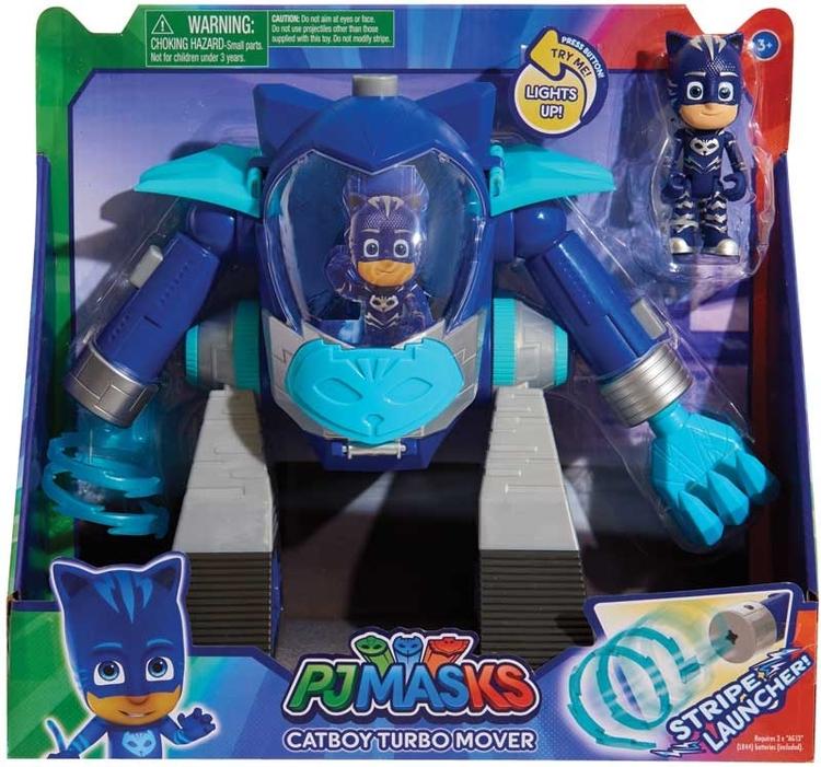 Pyjamashjältarna / PJ Mask Catboy Robot Fordon