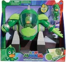 Pyjamashjältarna / PJ Mask Gecko Robot Fordon