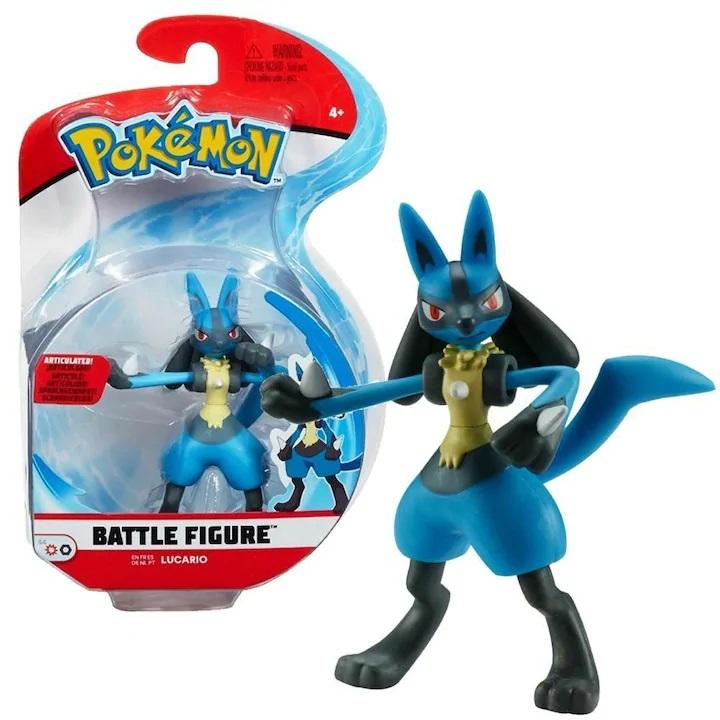 Pokémon Lucario Stridsfigur
