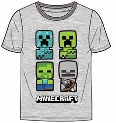 Minecraft T-shirt - Survivers