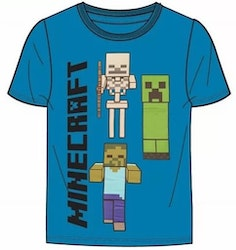 Minecraft T-shirt - Runners