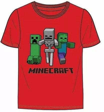 Minecraft T-shirt - On the way