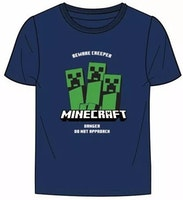 Minecraft T-shirt - Beware Creeper