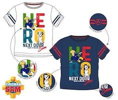 Brandman Sam T-shirt - Hero