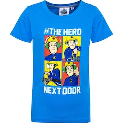 Brandman Sam T-shirt - The hero next door