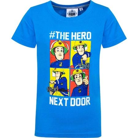 Brandman Sam T-shirt - The hero next door