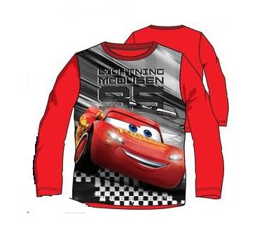Bilar / Cars Långärmad tröja - Blixten