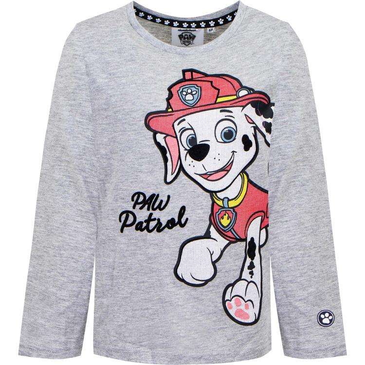 Paw patrol Långärmad tröja - Lovely Marshall