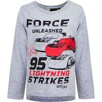 Bilar / Cars Långärmad tröja - Lightning strikes