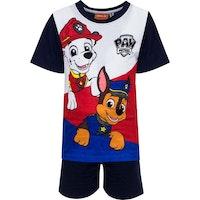 Paw patrol 2 delat set - T-shirt & Shorts - Kortärmad pyjamas