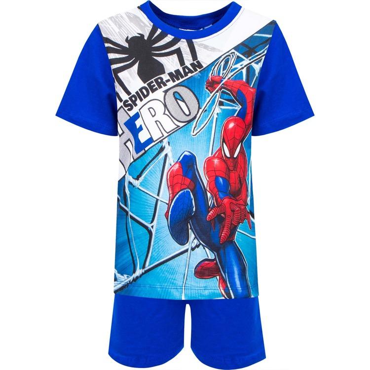 Spindelmannen 2 delat set - T-shirt & Shorts - Kortärmad pyjamas