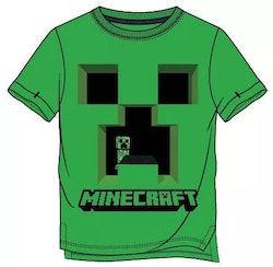 Minecraft T-shirt -  Hiding creeper!