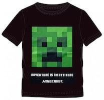 Minecraft T-shirt -  Adventure is an attitude!