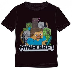 Minecraft T-shirt -  Of we go!