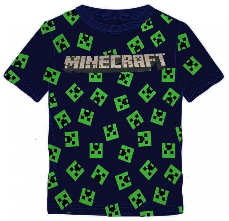 Minecraft T-shirt -  Creeping around!