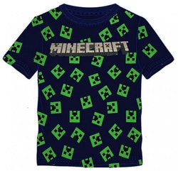 Minecraft T-shirt -  Creeping around!