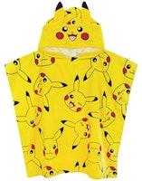 Pokemon Badponcho - Pikachu