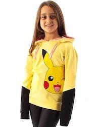 Pikachu - Pokemon Hoodie / Luvtröja