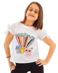 Pokemon T-shirt - Pikachu and friends