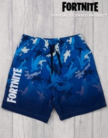 Fortnite Badshorts / Badbyxor - Dark blue