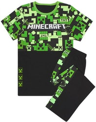 Minecraft pyjamas - Creeper style