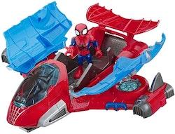 Spindelmannen / Spiderman Jetquarters Marvel Superhero