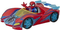 Spindelmannen / Spiderman Webracer Racingbil