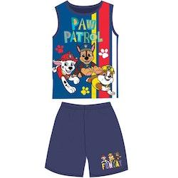 Paw patrol 2 delat set - Linne & Shorts