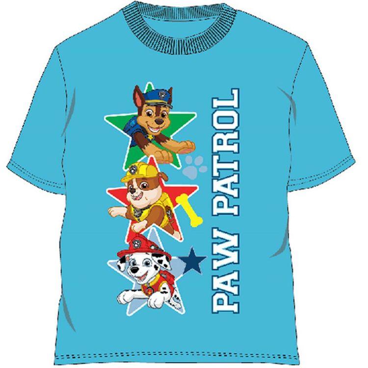 Paw Patrol T-shirt - Superstars Light blue