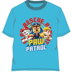 Paw Patrol T-shirt -  Rescue Light Blue
