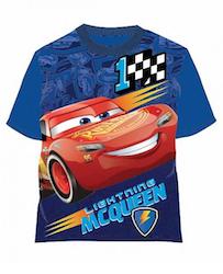 Bilar / Cars T-shirt - Blixten