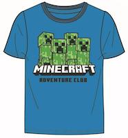 Minecraft T-shirt - Adventure club