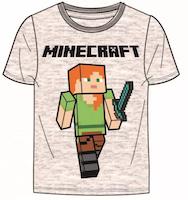 Minecraft T-shirt - Steves Sword