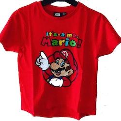 Super Mario T-shirt - It's a me Mario!