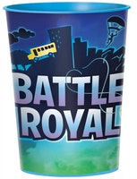 Fortnite Gaming Mugg / glas 473 ml - Battle Royale