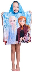 Disney Frost / Frozen -Elsa & Anna  Badponcho