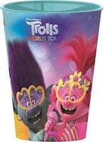 Trolls Mugg / Glas 260 ml