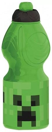 Minecraft - Sportflaska / Vattenflaska