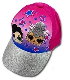 L.O.L Surprise Keps med glitter
