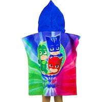 Pyjamashjältarna / Pj mask -  Badponcho / Handduk