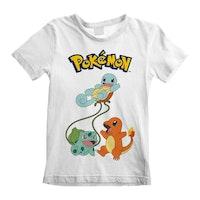 Pokemon T-shirt - Friends trio / kortärmad tröja