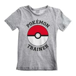 Pokemon Trainer T-shirt / kortärmad tröja