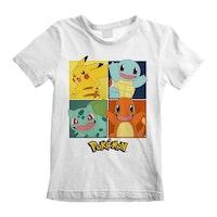 Pokemon Squares T-shirt